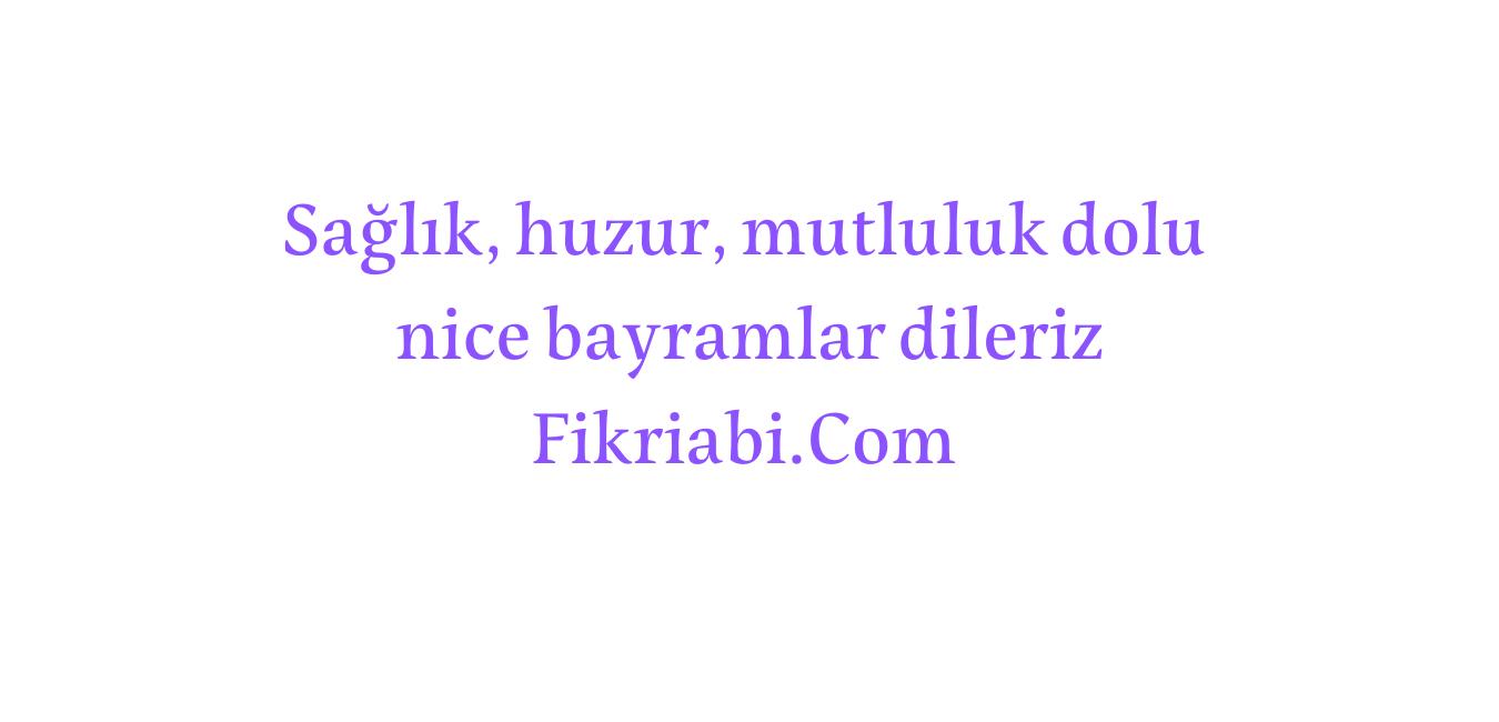 Fikri Abi