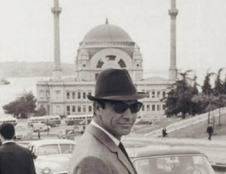 Sean Connery- James Bond İstanbul'da :)