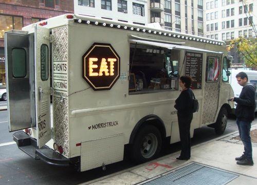 yemek kamyonu